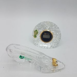 Irish Crystal Bundle